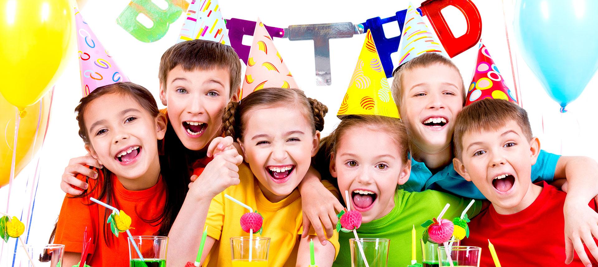 Мы крутые специалисты в организации детских праздников